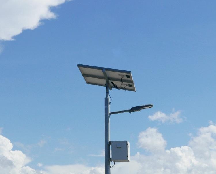 Alumbrado Publico Solar Alumbrado publico con paneles solares