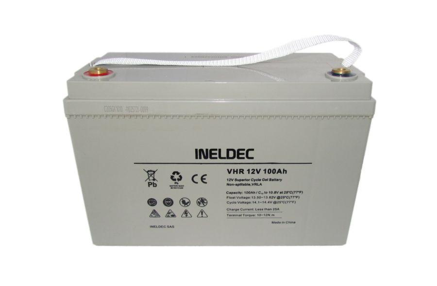 Batería Solar 100Ah GEL de 12V