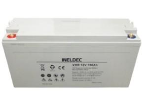 Bateria solar de gel 150AH para paneles solares ineldec png 350x210