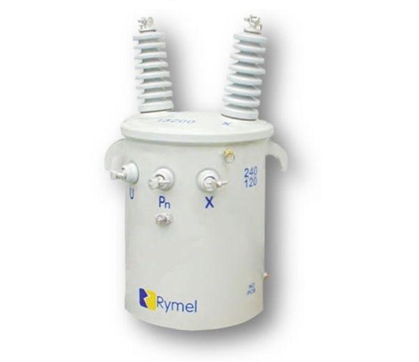 Transformador Monofasico Convencional 15 kVA Rymel Magnetron