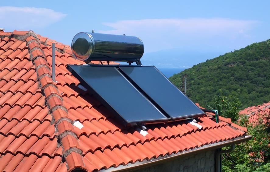Calentador Solar