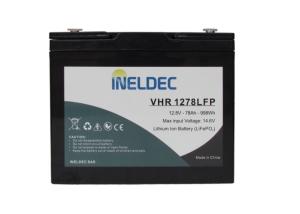 Bateria Litio LIFEPO4 76Ah 12.88V Ineldec 350px
