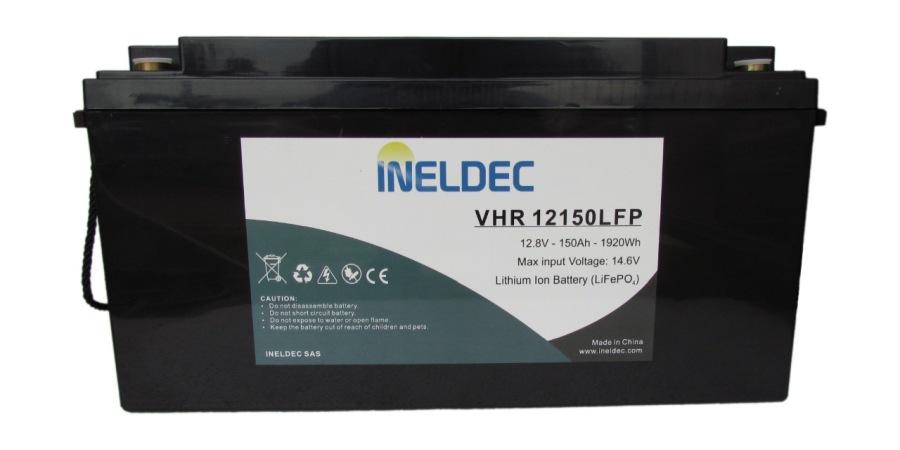 Batería de Litio LIFEPO4 150Ah 12V