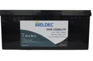 Bateria de Litio LIFEPO4 200AH 12V 2