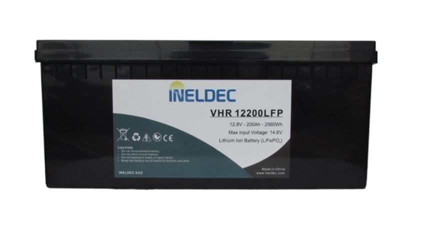 Baterias de Litio LIFEPO4 200Ah 12V