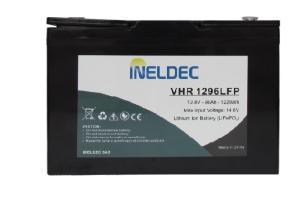 Bateria de Litio LIFEPO4 96Ah Ineldec 12.8V 350px