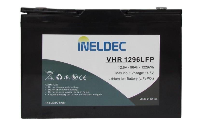 Batería de Litio LIFEPO4 100Ah 12V