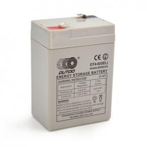 Bateria para UPS 4Ah 6V