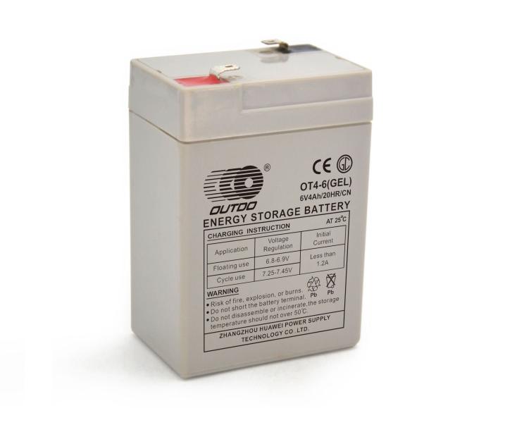 Batería para UPS 4Ah 6V