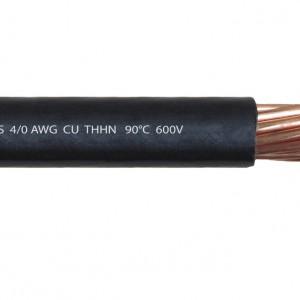 Cable 4-0 AWG THHN Precio