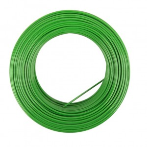 Cable electrico numero 12 verde 7 Hilos