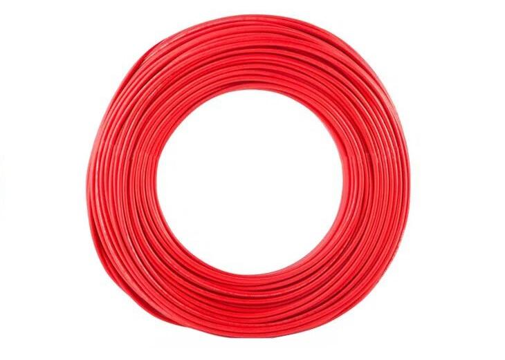 Cable número 8 AWG 7 Hilos Calibre
