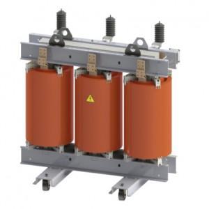 Transformador seco clase H tipo Clase F