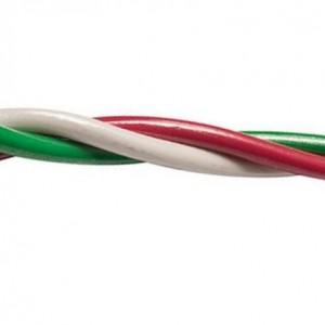 Cable triplex 3x12 AWG trenzado