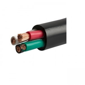 Cable encauchetado 4x18 4x16 4x14 4x10 4x18 4x12 4x6 4x4 4x2 AWG Nexans THHN