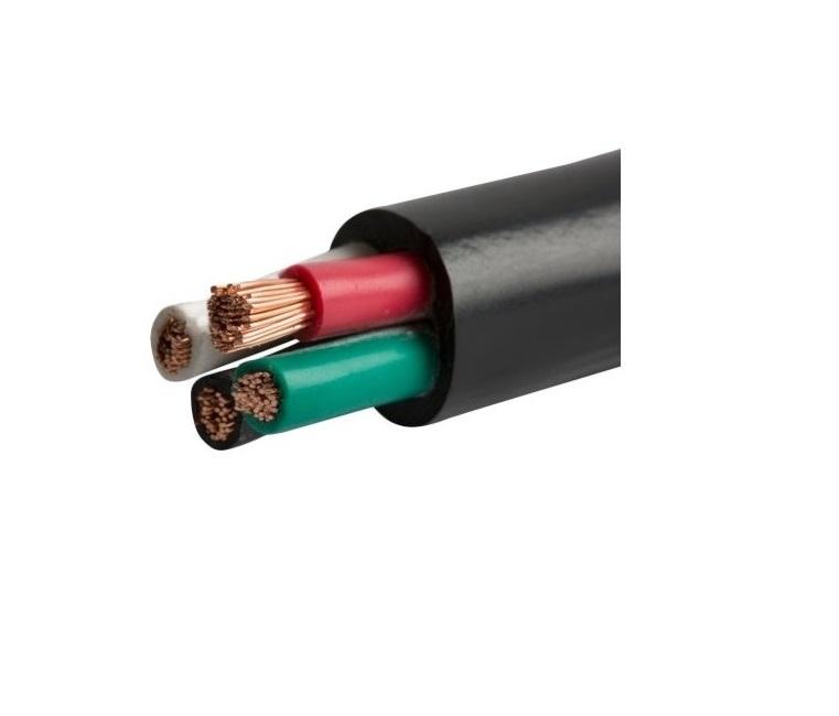 Cable Encauchetado 4×14 AWG