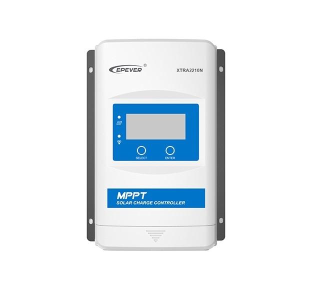 Controlador de Carga Solar 20A MPPT Regulador