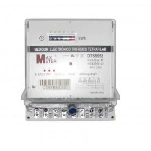 Medidor trifásico precio contador trifásico tetrafilar Max Meter