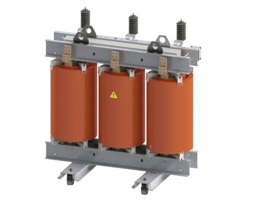 Transformador Seco de 30 kVA Trifásico Clase H