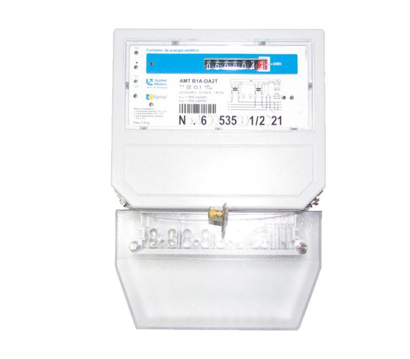 Medidores de energía eléctrica contador bifásico trifilar