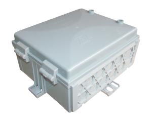 Caja de derivacion para acometidas electricas 382