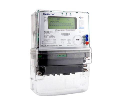 Medidor trifásico 480V 160A P2000